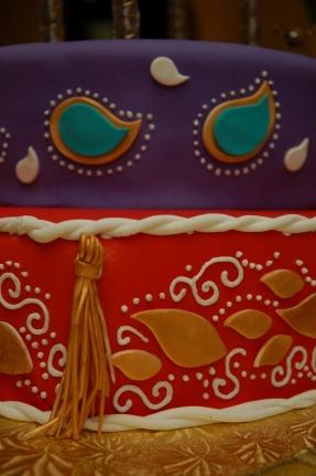 Casablanca Prom Cake